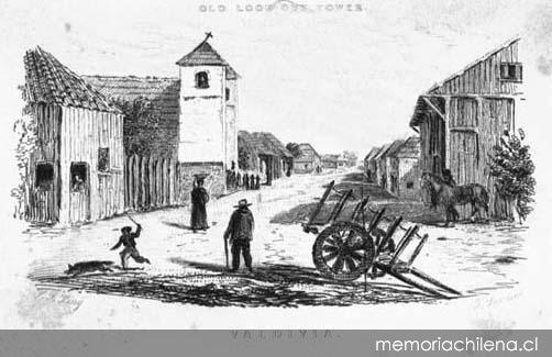 Valdivia 1835