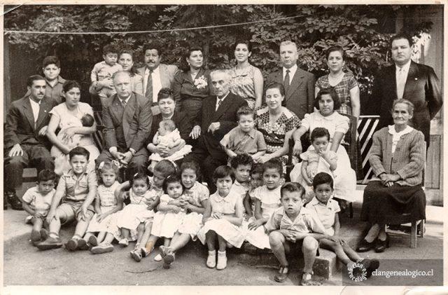 Familia Canobra Vásquez