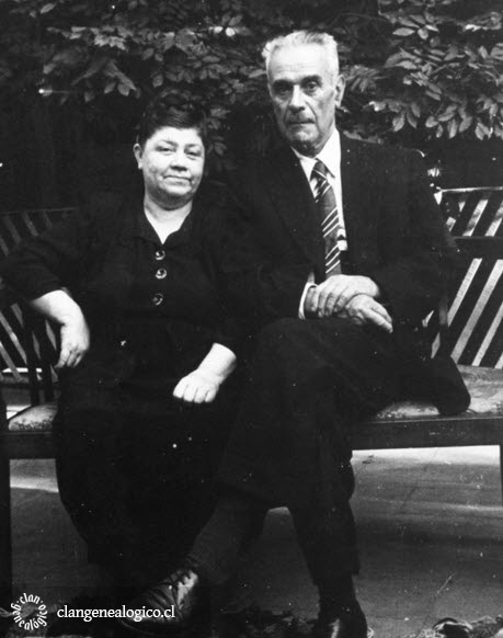 Zulema Vázquez y Julián Canobra
