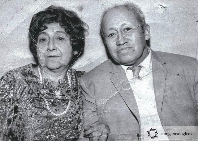 Margarita Pardo Ibarra y Eliseo Rivera López
