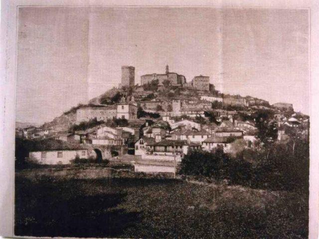 Monforte de Lemos, 1870